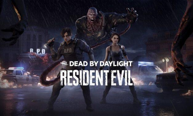 DEAD BY DAYLIGHT Resident Evil Chapter Is Horrifyingly Delightful