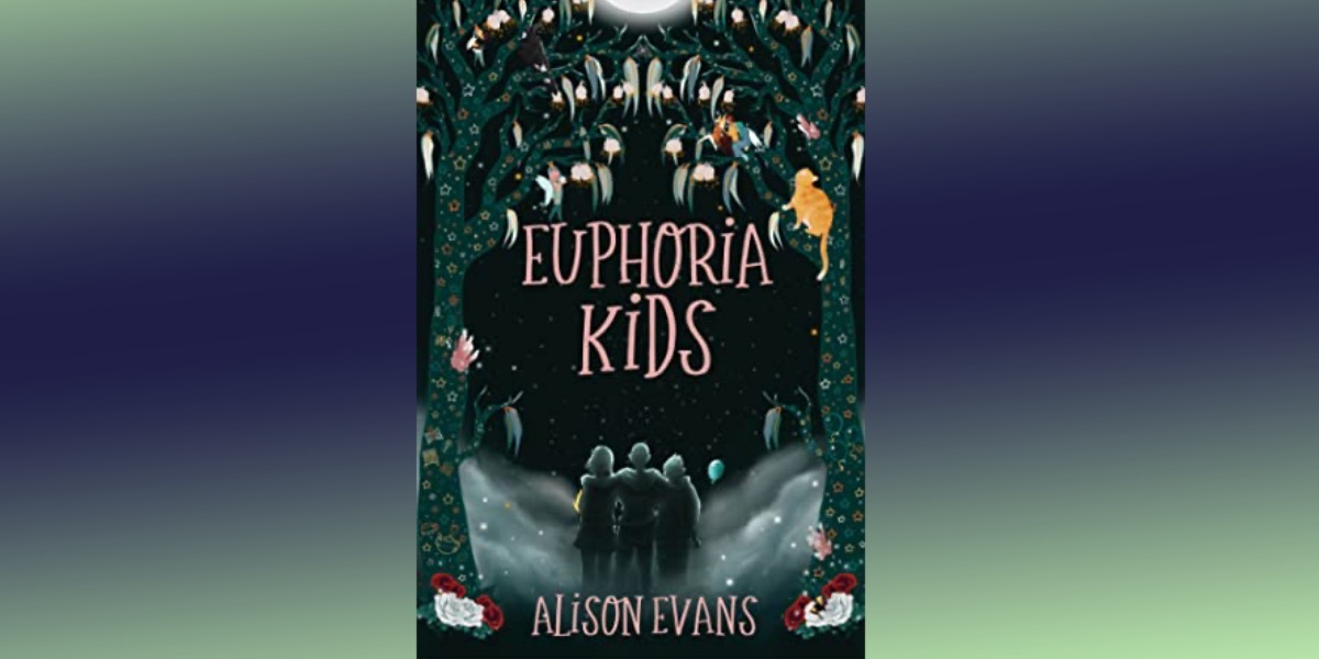 cover of euphoria kids with gradient background