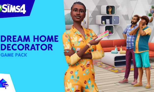 THE SIMS 4: Dream Home Decorator Game Pack Is a Treat for Virtual Builders