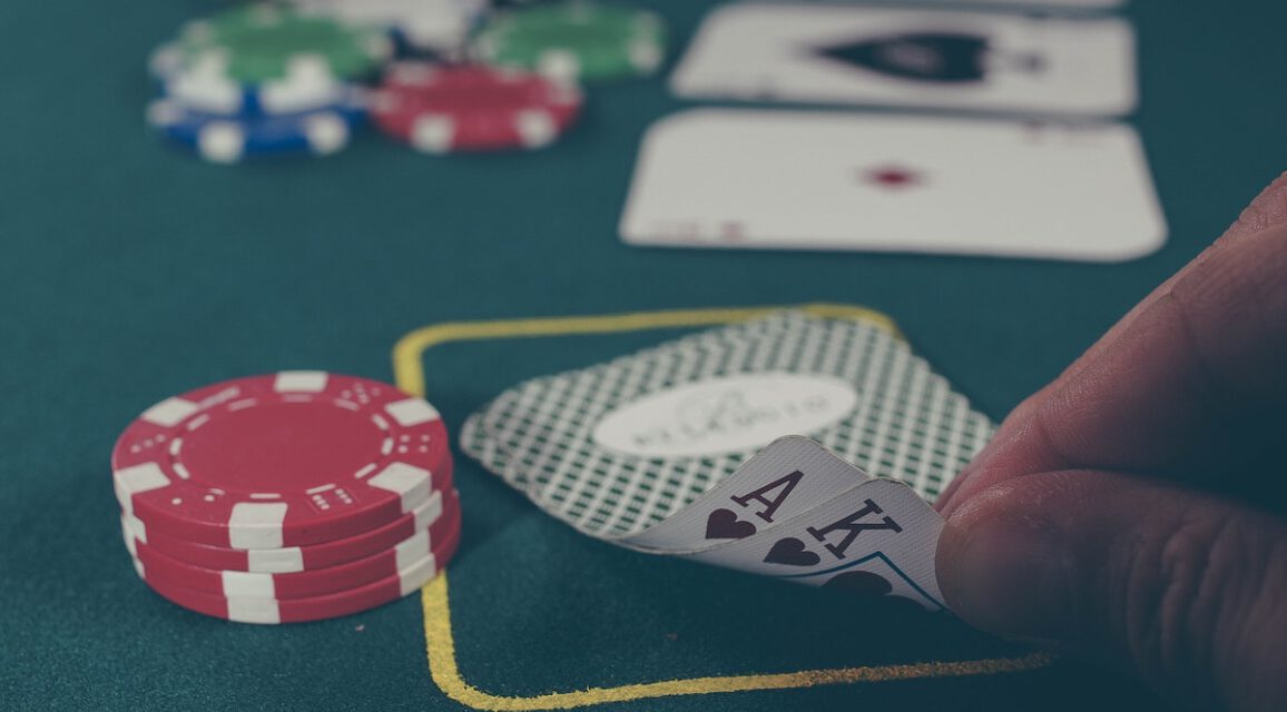 Is Online Poker the Next Gaming Frontier?
