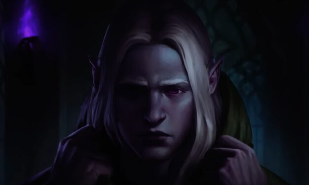 Watch and Listen As Benedict Cumberbatch Tells the Story of the Legendary Drizzt Do'Urden