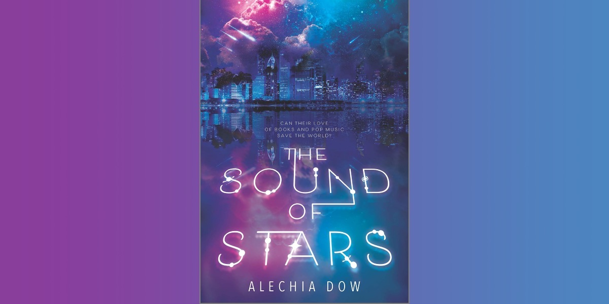 cover of sound of stars on gradient background