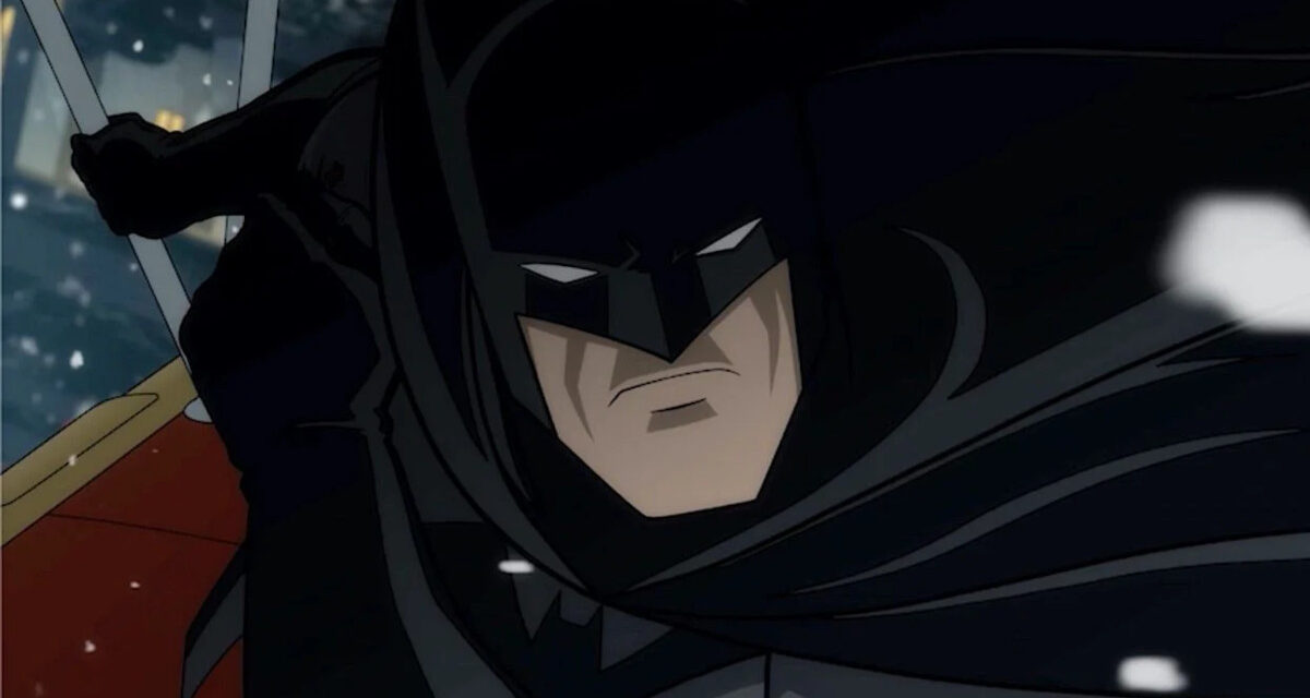 Movie Review – BATMAN: THE LONG HALLOWEEN PART ONE