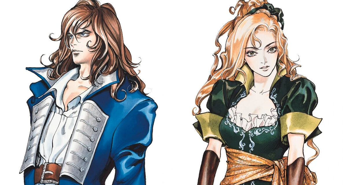 Brand New CASTLEVANIA Series Coming to Netflix