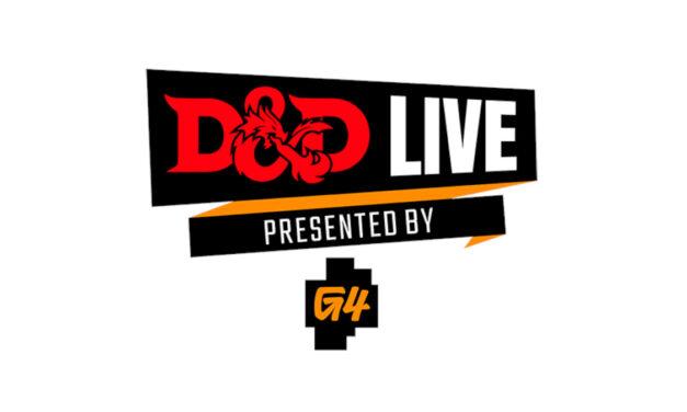 D&D LIVE 2021 Announces Second Adventurous Superstar Table