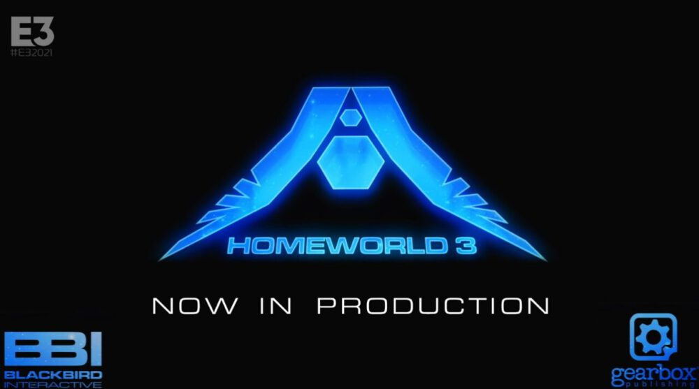 Gearbox Software has announced that Homeworld 3 is in production.