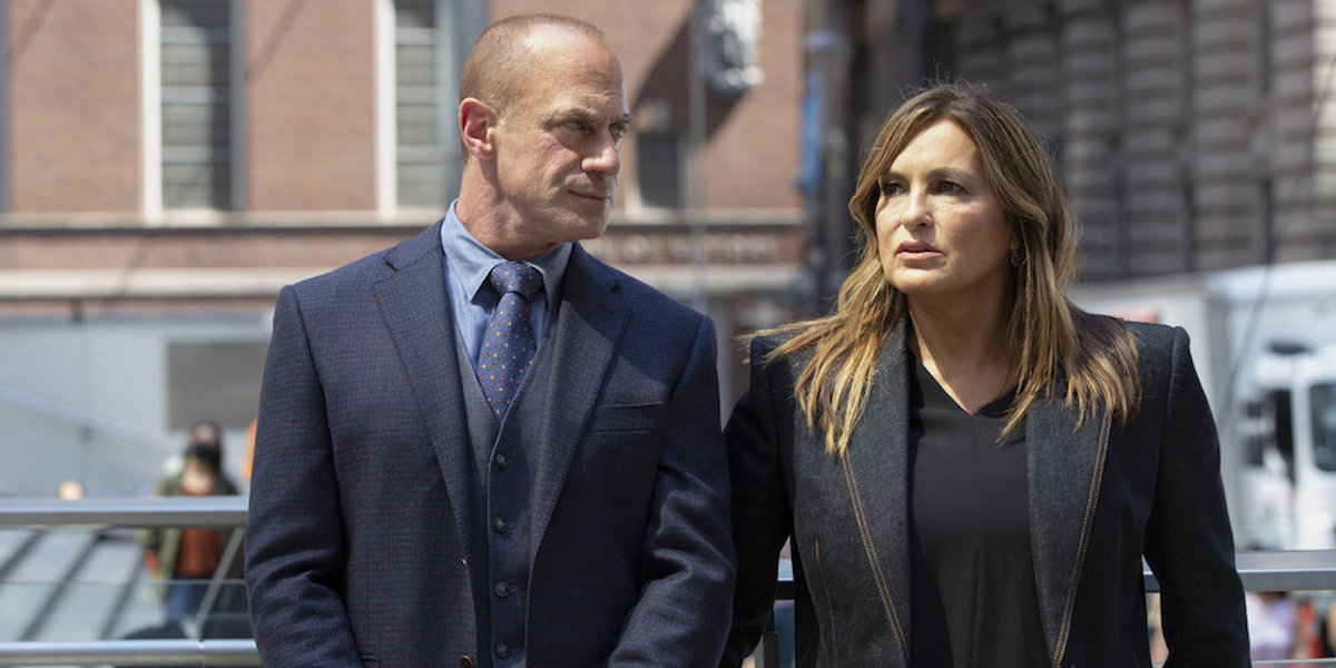 LAW & ORDER: Time to Overanalyze Benson and Stabler (Again)