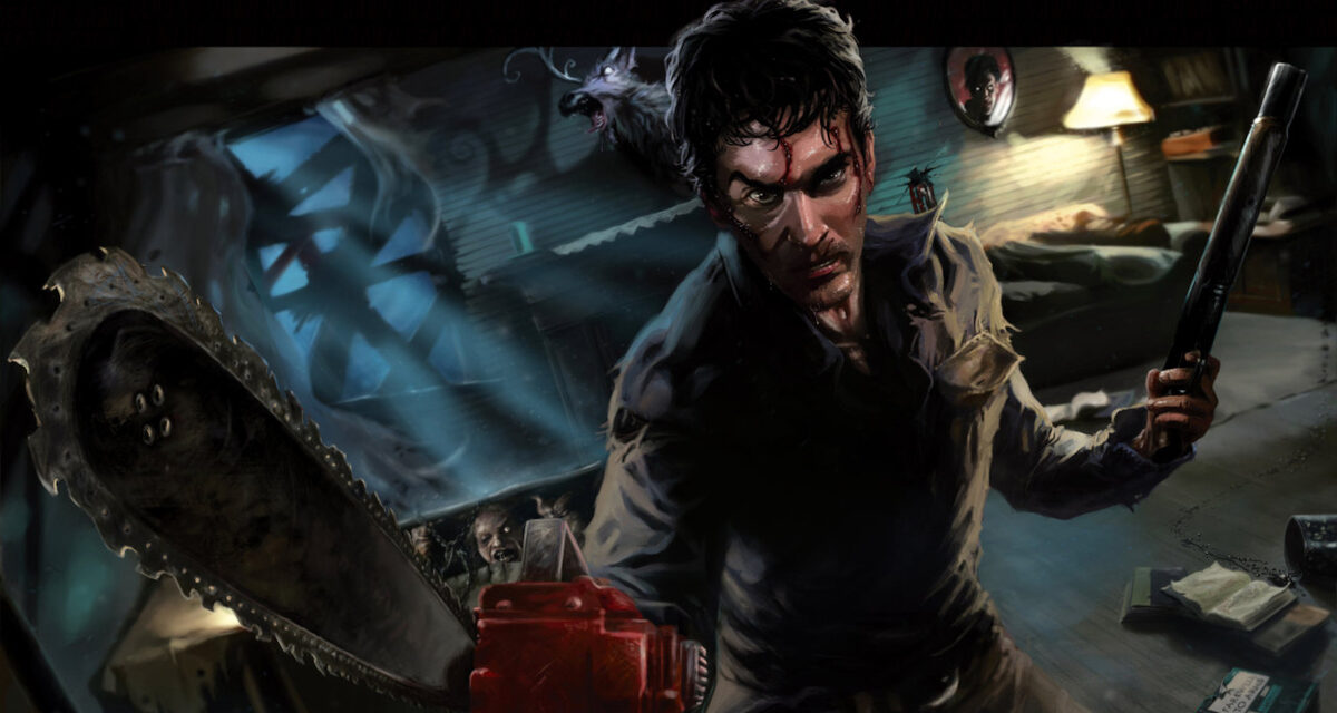 EVIL DEAD: THE GAME Trailer Gives Us a Look at the Mayhem