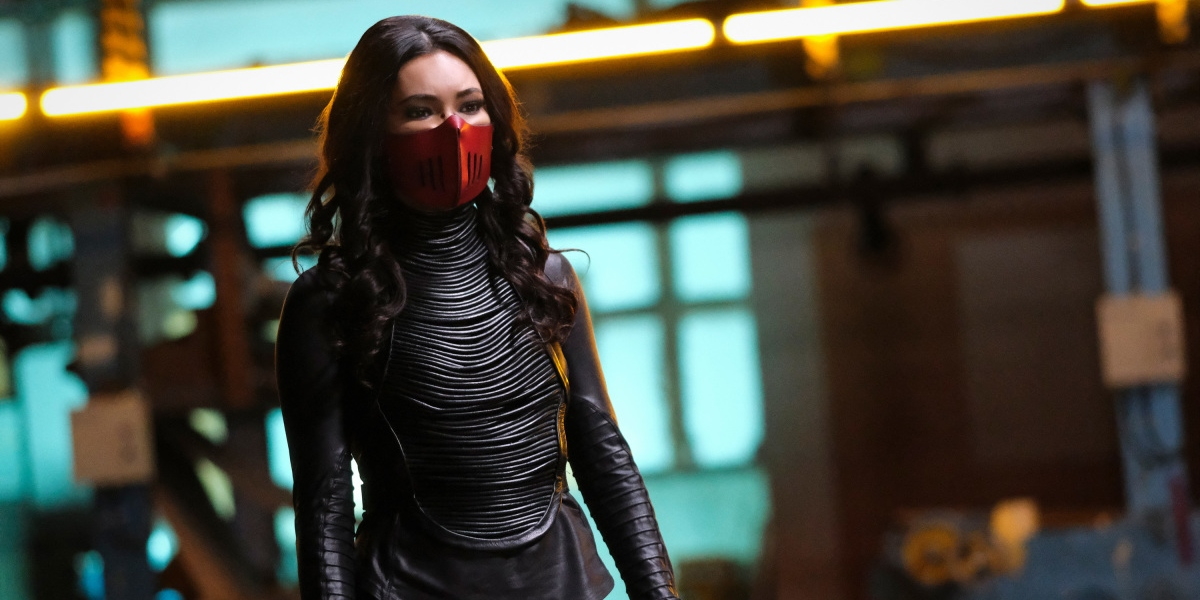 Esperanza's past is revealed on The Flash