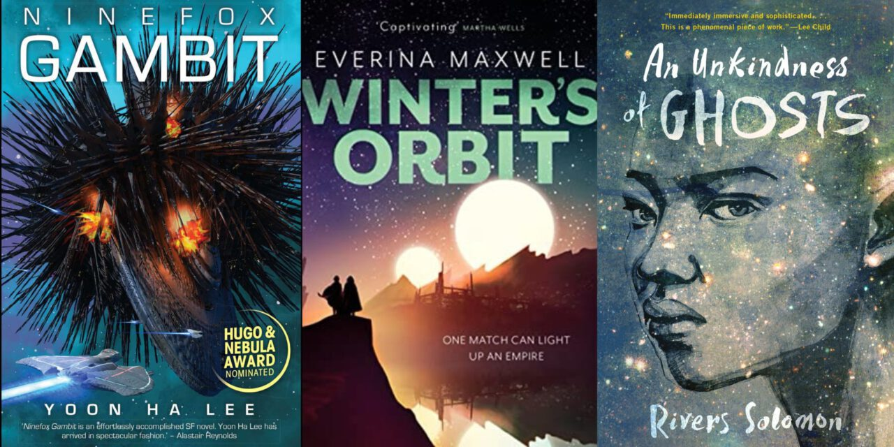Gays in Space: 6 Queer Sci-Fi Books You Should Read