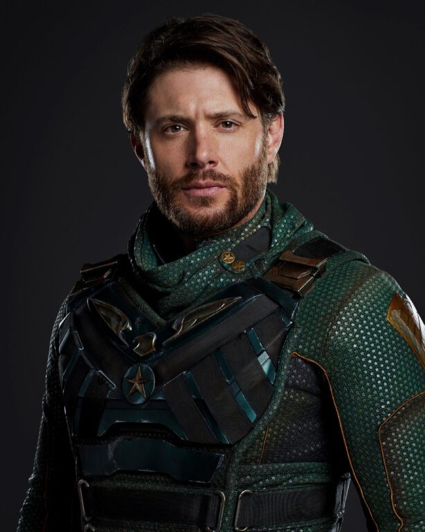 Jensen Ackles as Soldier Boy in The Boys