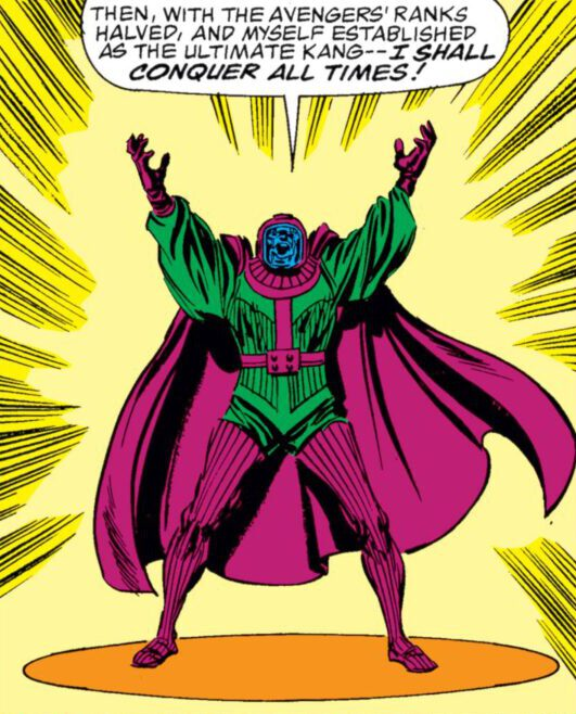 Marvel's Kang the Conquerer