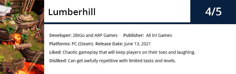 Lumberhill summary