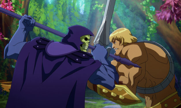 MASTERS OF THE UNIVERSE: REVELATION PART TWO Is Right Around the Corner