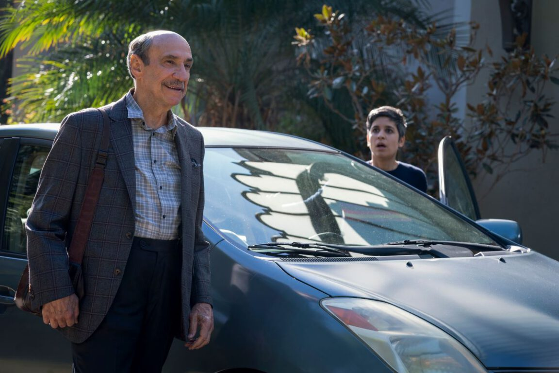 """Still of F. Murray Abraham and Ashly Burch in Mythic Quest episode """"Peter."""""""