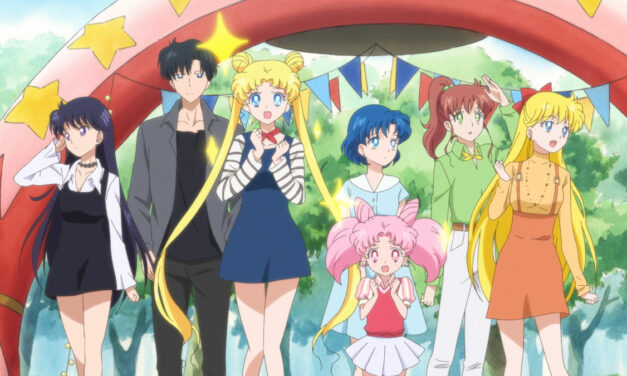 Movie Review: PRETTY GUARDIAN SAILOR MOON ETERNAL THE MOVIE