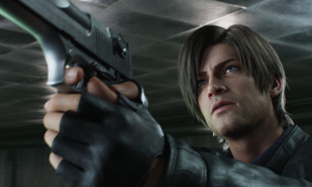 RESIDENT EVIL: INFINITE DARKNESS Drops First Look Clip and Hypes the Tension
