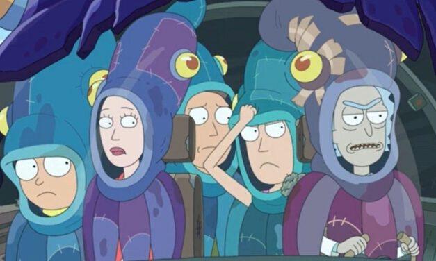 RICK AND MORTY Recap: (S05E02) Mortyplicity