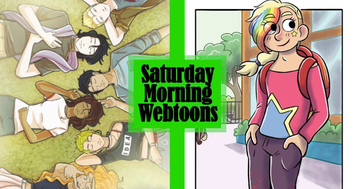 Saturday Morning Webtoons: SEIS and ACCEPTION