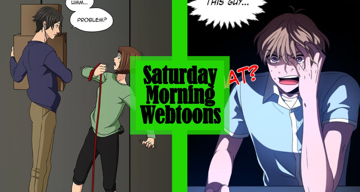 Saturday Morning Webtoons: LET'S PLAY and NO SCOPE