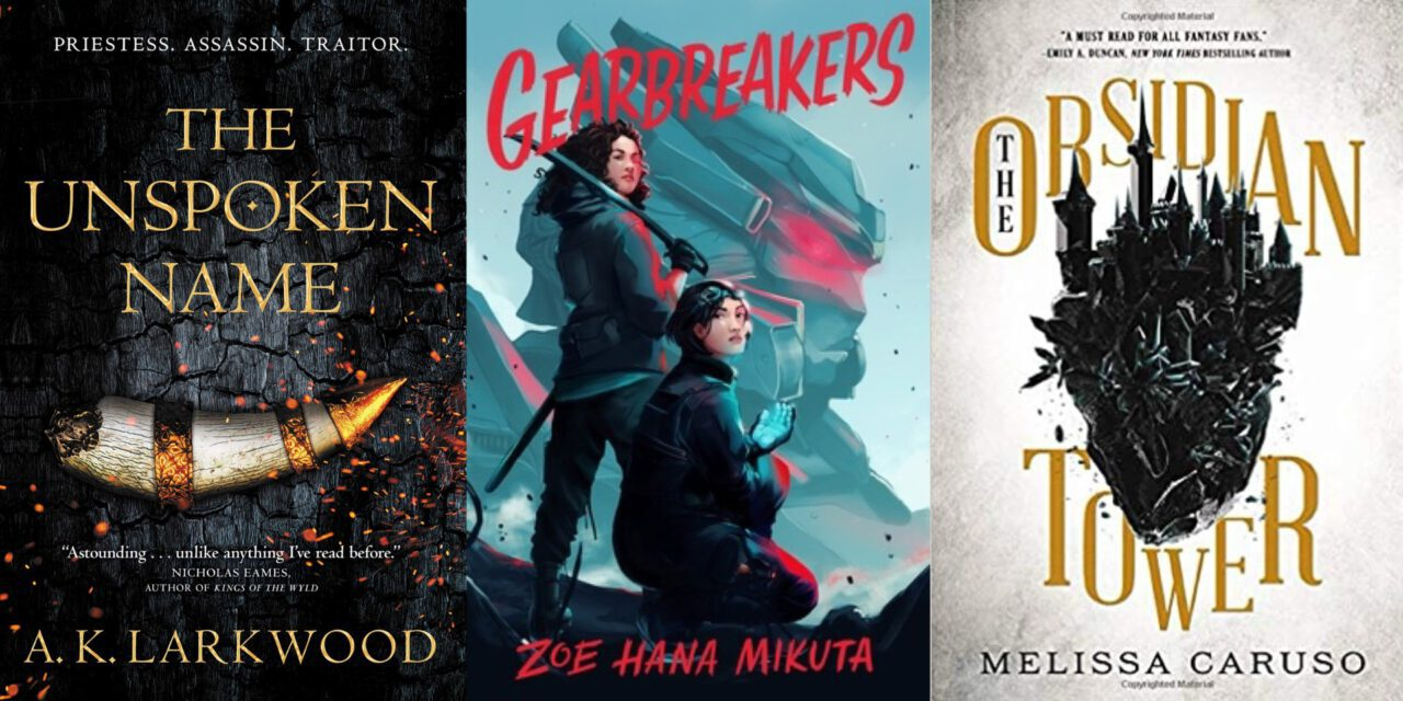 Sapphics with Swords: 6 Books Featuring Queer Lady Warriors