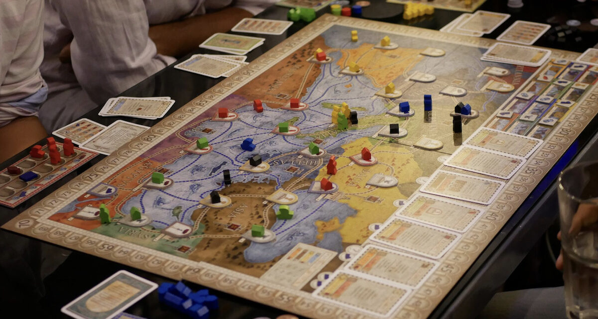 Board games Make a Return: Face to Face Time Is What We Crave