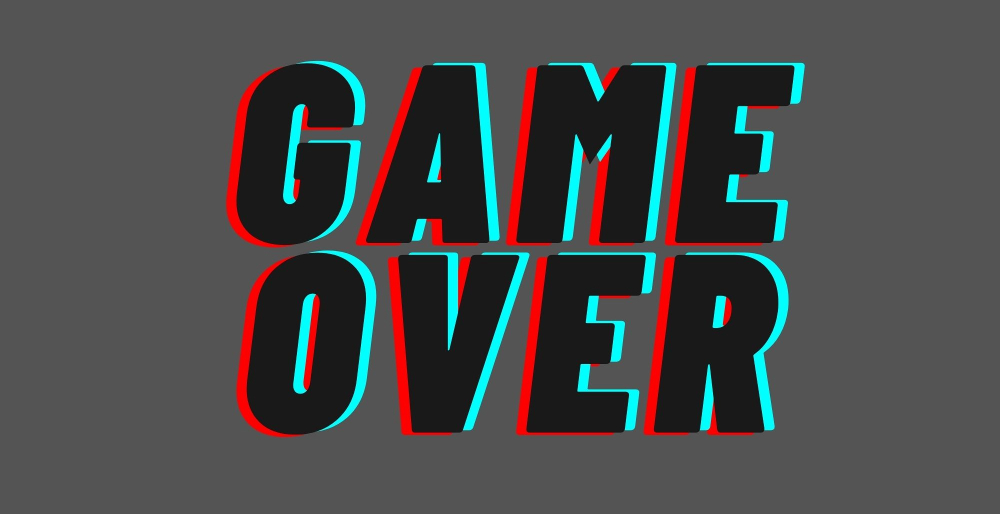 Game Over - Stay Alive