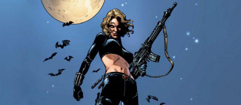 Marvel character Yelena Belova