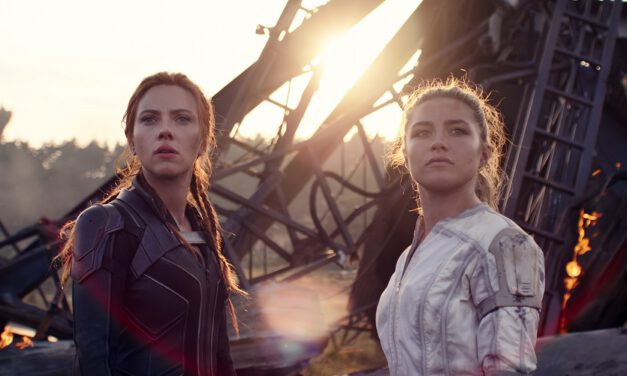 Natasha and Yelena Are Being Pursued in New BLACK WIDOW Clip