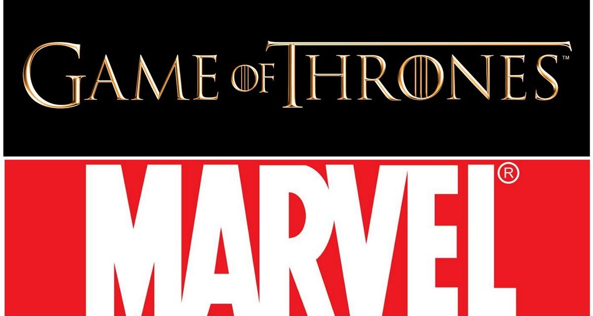 The GAME OF THRONES Cast as Marvel Characters