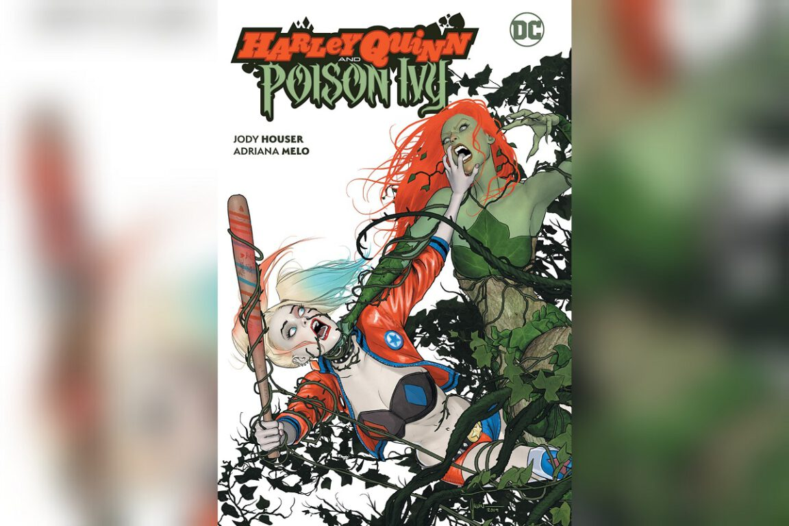 Cover of Harley Quinn and Poison Ivy