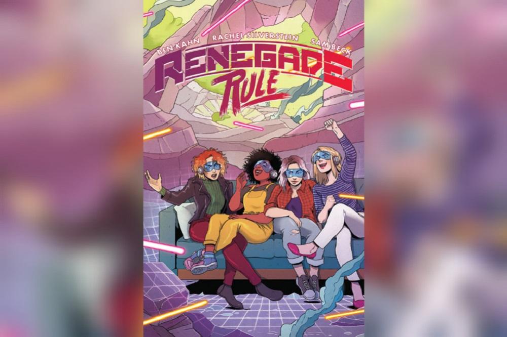 Cover of Renegade Rule; queer comics
