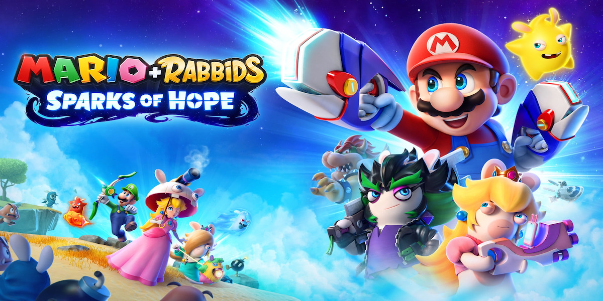 E3 2021: First Look at MARIO + RABBIDS SPARKS OF HOPE