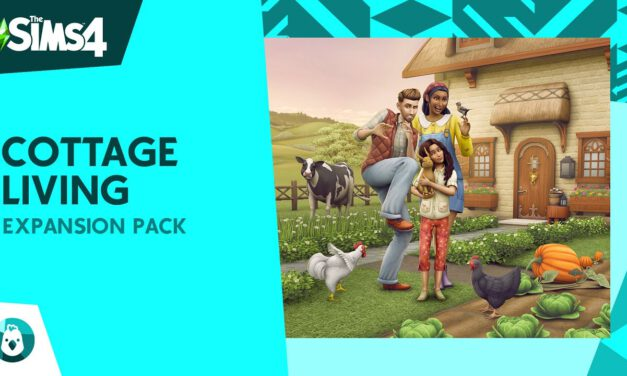 THE SIMS 4: COTTAGE LIVING Expansion Is Coming Soon