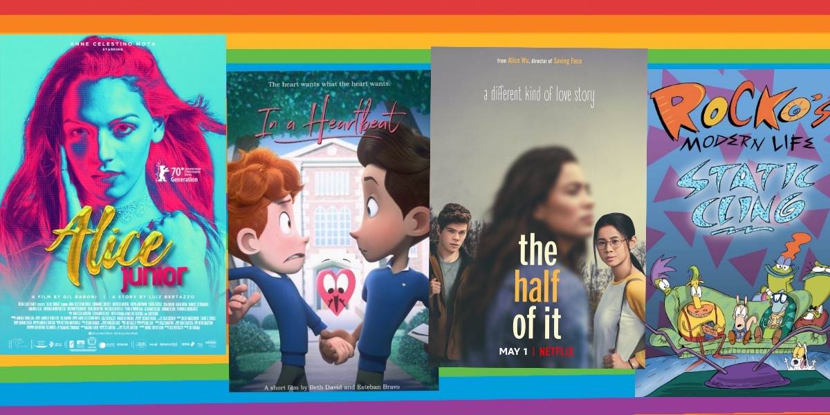 Queer Tested, Teacher Approved: What's with Teen LGBTQ+ Movies?