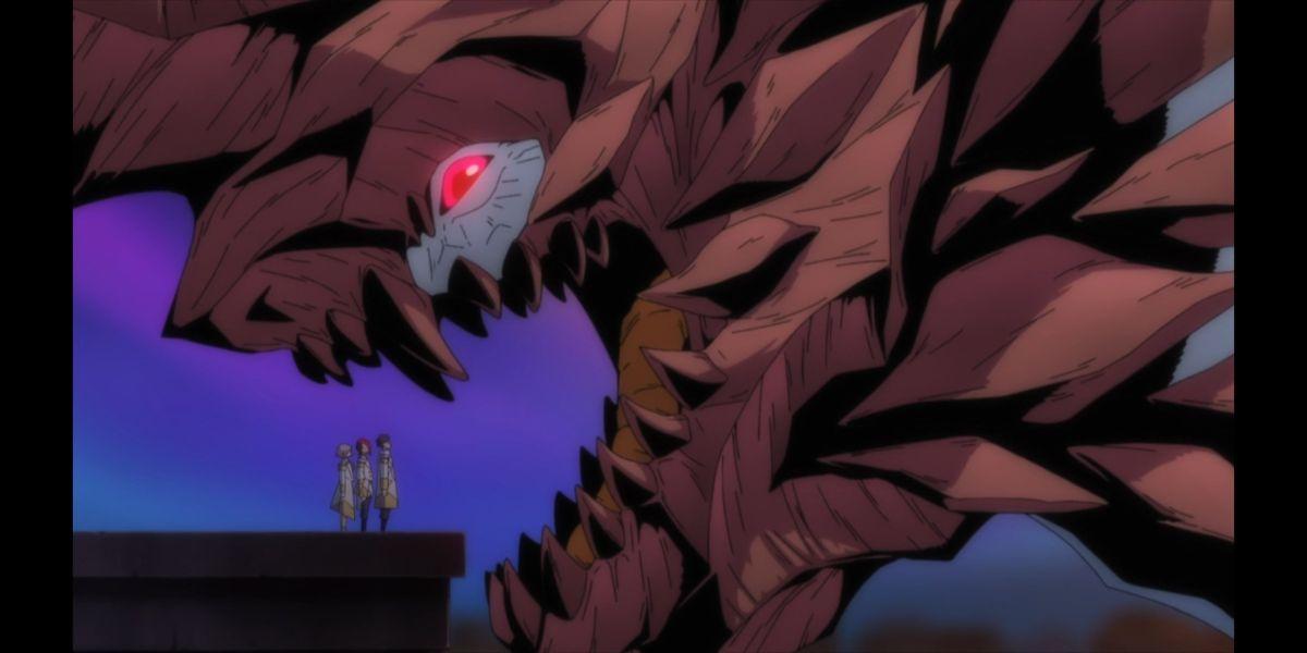 """Sizumu """"eating"""" the other KE's (SSSS.DYNAZENON season 2 episode 12)"""