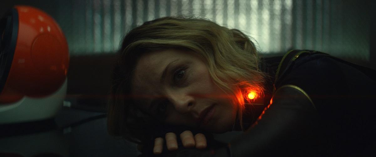 "Still of Sophia Di Martino as Sylvie in the Loki episode ""The Nexus Event."""