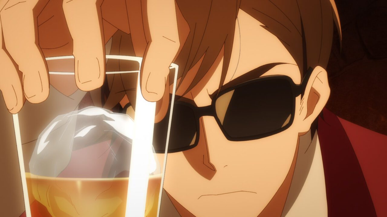 the Manager at the bar (zombie land saga season 2 episode 10)