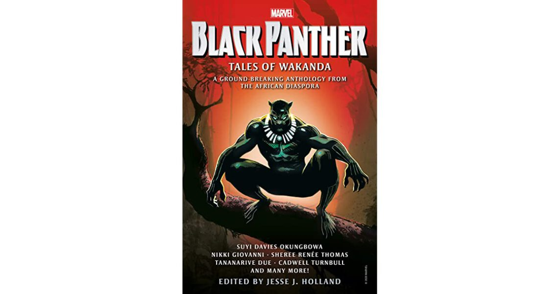 The cover of Black Panther: Tales of Wakanda