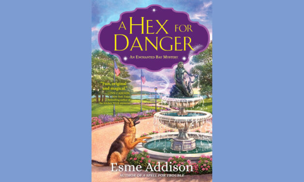 Book Review: A HEX FOR DANGER