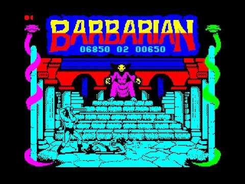 Barbarian Loading Screen