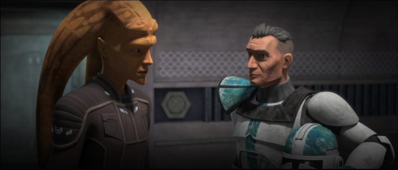 Cham Syndulla rebuilds on Ryloth after the Clone Wars