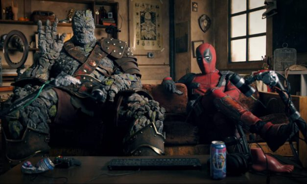 Watch Deadpool and Korg Hilariously React to FREE GUY Trailer