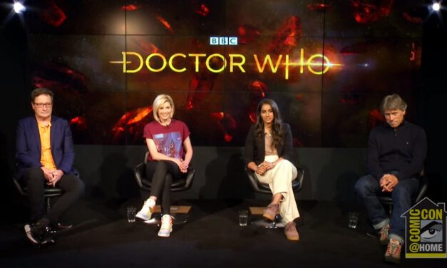 SDCC 2021: DOCTOR WHO Panel Is Chock Full of Surprises