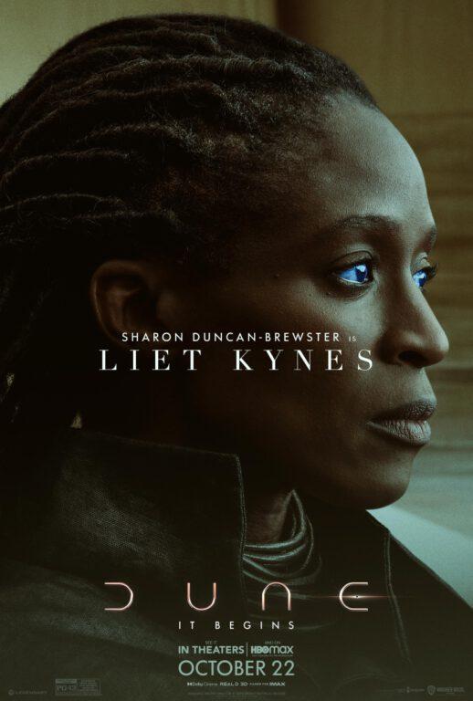 Dune Character Posters - Liet Kynes