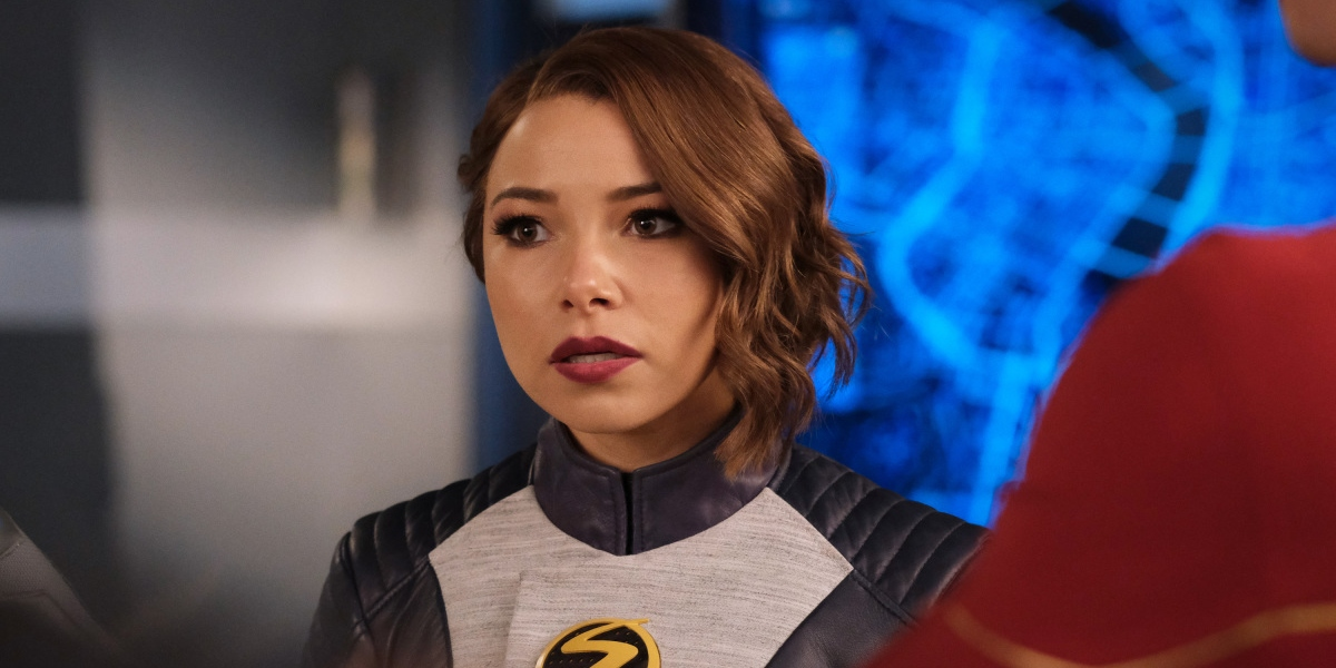 Nora, aka XS returns to STAR Labs on The Flash