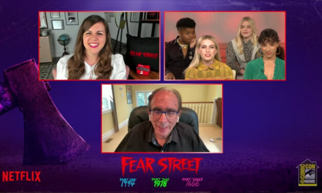 SDCC 2021: Netflix Geeked FEAR STREET TRILOGY Panel Discuss Favorite Kills and More
