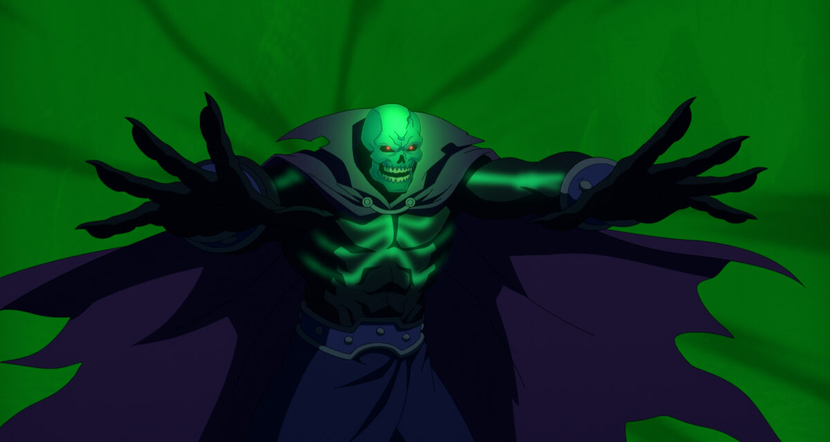 MASTERS OF THE UNIVERSE: REVELATION Recap: (S01E04) Land of the Dead
