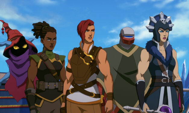 MASTERS OF THE UNIVERSE: REVELATION Recap: (S01E03) The Most Dangerous Man in Eternia
