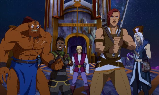 Netflix Gifted Us the MASTERS OF THE UNIVERSE: REVELATION Trailer